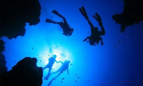 Malta Schülersprachreisen mit Tauchen
