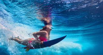 Sprachreise Australien für Erwachsene mit Surfen und günstig
