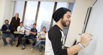 Aufbaustudium Business und Marketing im Ausland