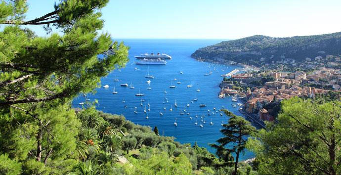 Französisch Sprachreise nach Nizza