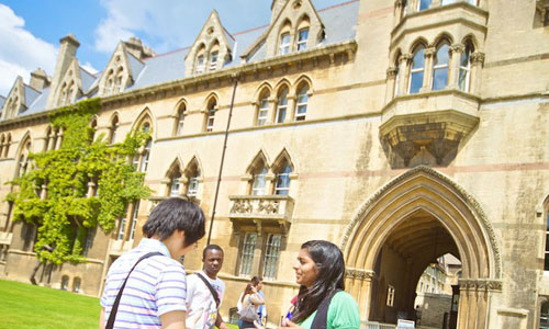 England Sprachreisen nach Oxford