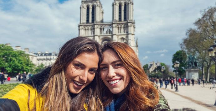 Schülersprachreise Paris
