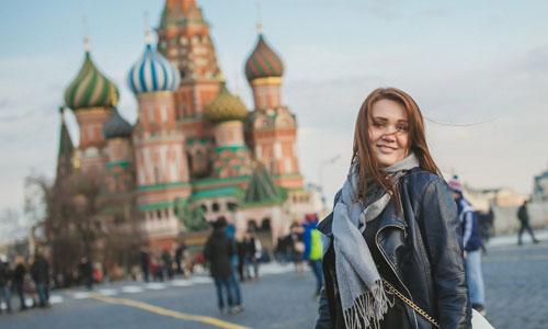 Russisch Sprachreisen nach Russland