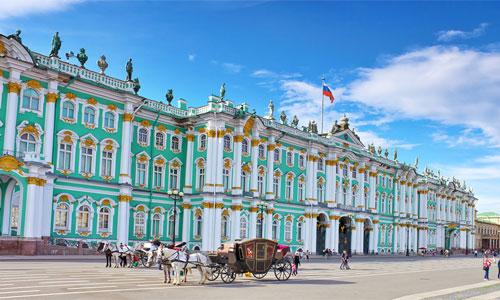 Sprachreisen nach Russland - St. Petersburg