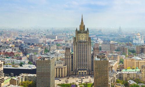 Russland Sprachreisen nach Moskau