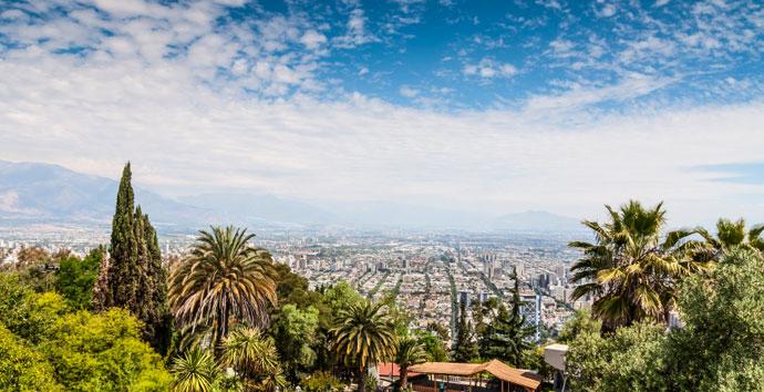 Austauschjahr in Chile, Südamerika