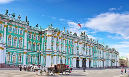 Russisch Schülersprachreise nach Russland