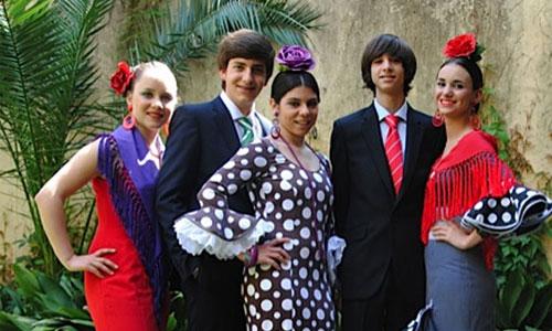 Schülersprachreisen nach Andalusien