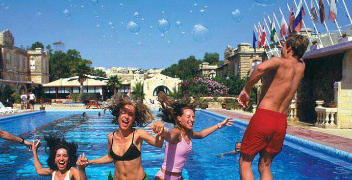 Englisch Abiturkurse auf Malta