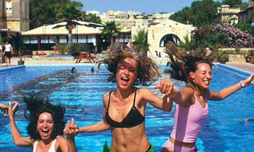 Schülersprachreise nach Malta mit Intensivkurs Englisch