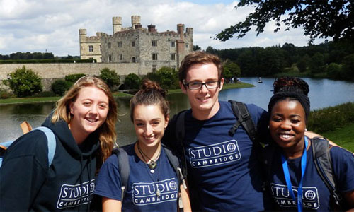 Schülersprachreisen nach England - Cambridge