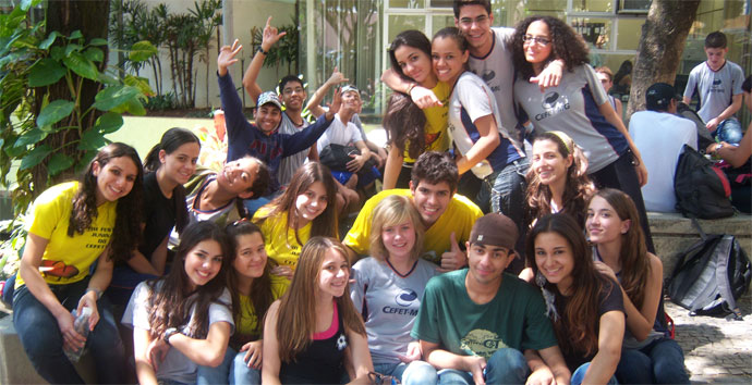 Brasilien Austausch mit GLS