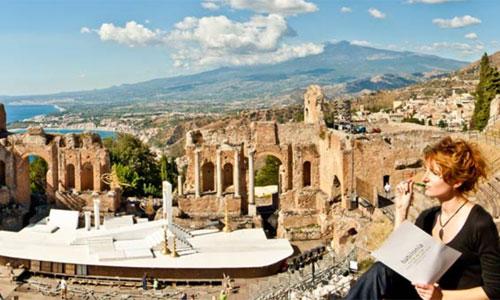 Italien Sprachreisen nach Sizilien
