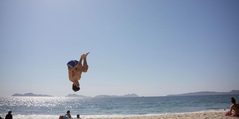 Spanien Schüleraustausch High School