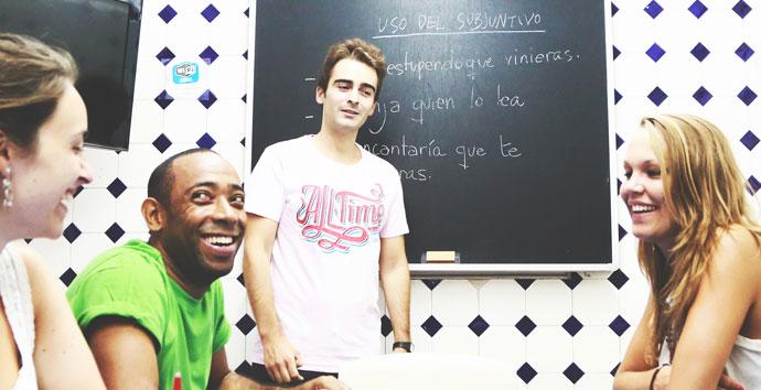 Sprachkurs und Praktikum in Spanien