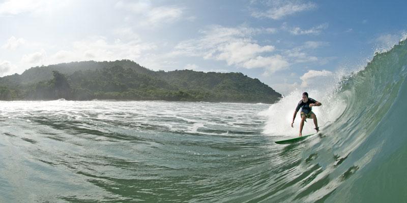 Spanischkurs plus Surfen oder Tauchen in Costa Rica