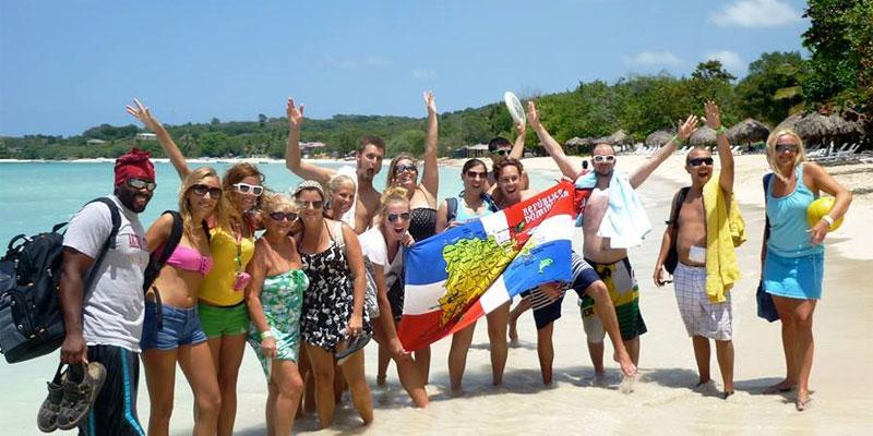 Sprachkurs Spanisch und Surfen, Tauchen, Tanzen in der Dominikanischen Republik