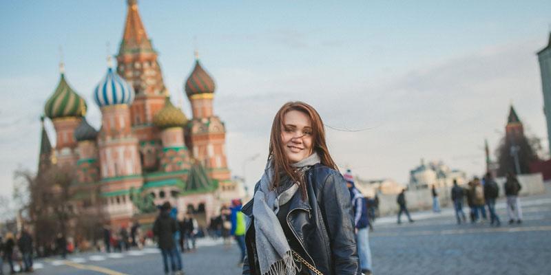 Sprachreise nach Moskau - Russischkurs in Moskau