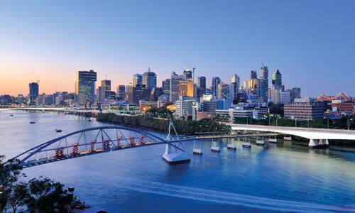 Englisch lernen in Australien - Brisbane