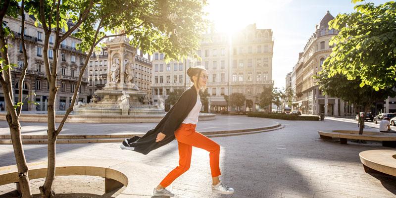 Erwachsenen Sprachreise nach Lyon