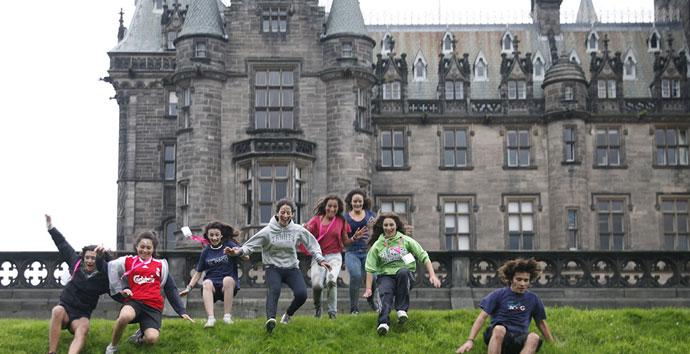 Schülersprachreisen nach Schottland