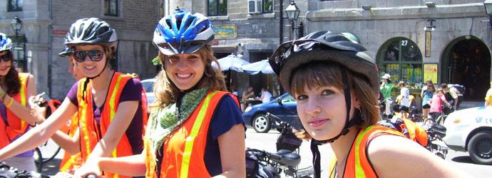 Französisch Schülersprachreise nach Montreal