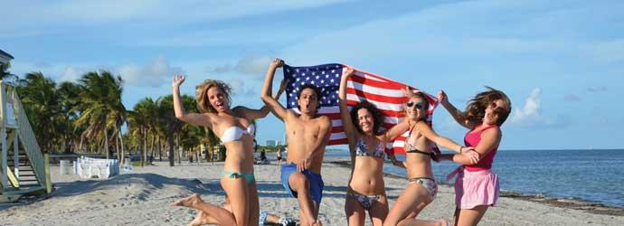 Schülersprachreise Miami Florida, USA - Sommerferien