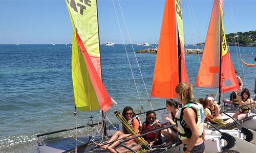 Sprachreisen für Schüler nach Südfrankreich
