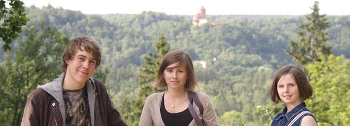 Russisch Schülersprachreise nach Riga