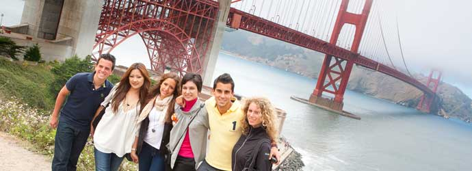 Sprachreisen für Schüler nach San Francisco