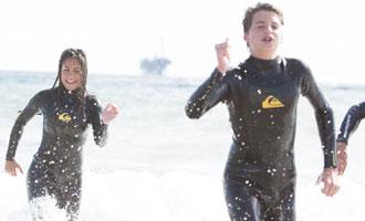 Schülersprachreise nach Kalifornien mit Surfen