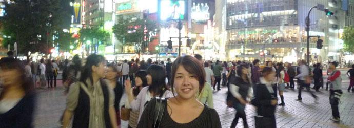 Schülersprachreisen nach Tokio, Japan