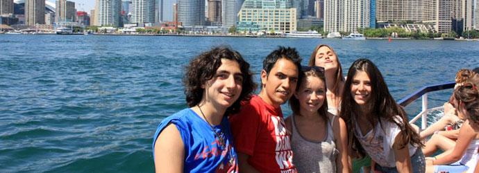 Toronto Schülersprachreisen