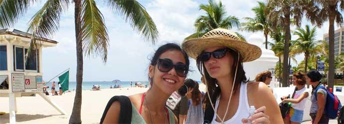 Schülersprachreise Florida, USA - Ostern, Herbst, Winter