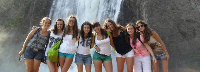Vancouver Schülersprachreise ab 13 Jahre - Sommerferien