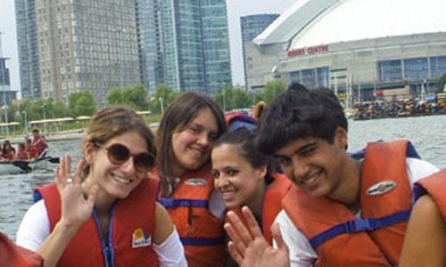 Schülersprachreisen nach Toronto, Kanada ab 13 Jahre