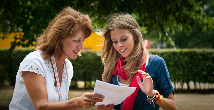Schülersprachreisen nach England mit Trinity Exam bzw. Zertifikat