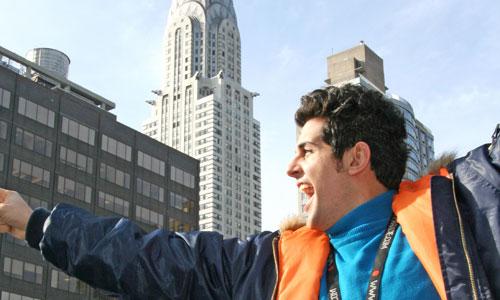 USA Sprachreisen - Sprachschule  New York