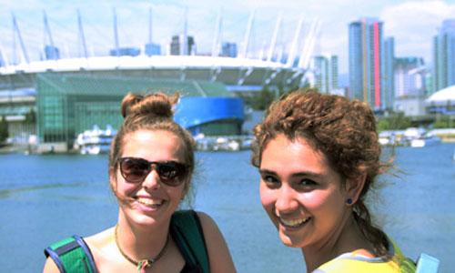 Schülersprachreise Kanada