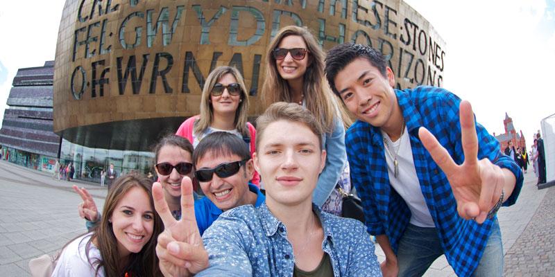 Englisch Sprachreise nach Wales - Englischkurs für Erwachsene in Cardiff